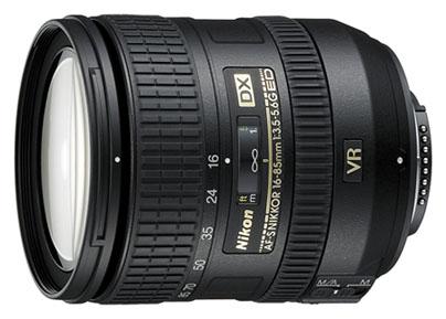 Nikon 16-85mm f/3.5-5.6G AF-S DX ED VR