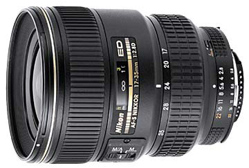 Nikon 17-35mm f/2.8D AF-S IF-ED