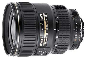 Nikon 17-35mm f/2.8D AF-S IF-ED