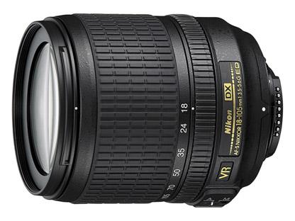 Nikon 18-105mm f/3.5-5.6G AF-S ED VR DX
