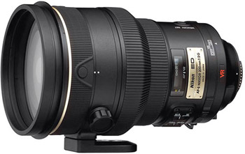 Nikon 200mm f/2.0G AF-S VR IF-ED