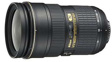 Nikon 24-70mm f/2.8G AF-S ED