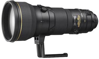 Nikon 400mm f/2.8G AF-S ED VR