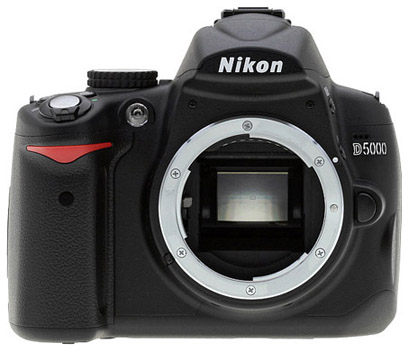 Nikon D5000 Digital SLR
