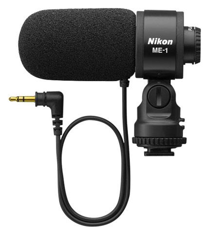 Nikon ME-1 Microphone