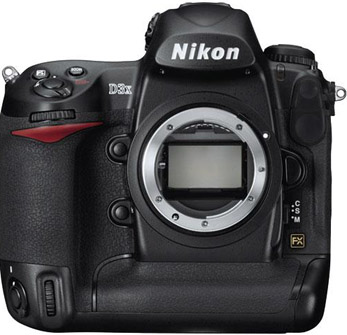 Nikon D3X Digital SLR