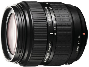 Olympus 18-180mm f/3.5-6.3 ED Zoom