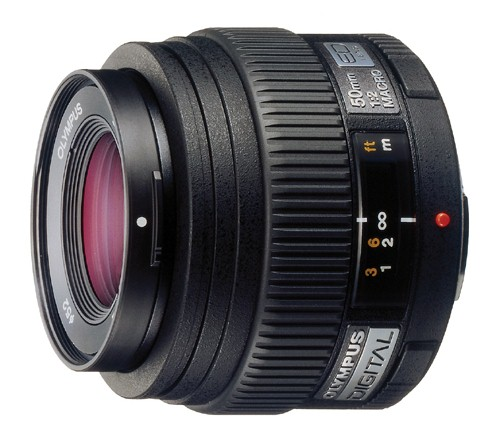 Olympus 50mm f/2.0 Macro ED