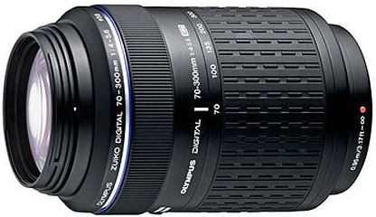 Olympus 70-300mm f/4-5.6 ED Zoom Lens