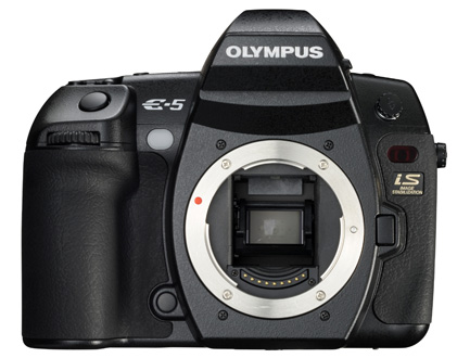 Olympus E-5 Digital SLR