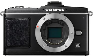 Olympus E-P2 Pen Digital Camera Body
