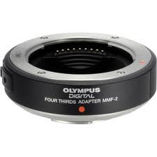 Olympus MMF-2 Four Thirds to MFT Lens Adapter