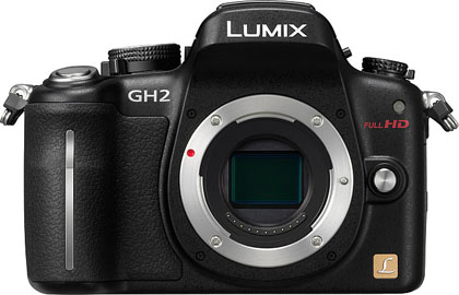 Panasonic Lumix GH2 Micro Four Thirds Digital Camera Body