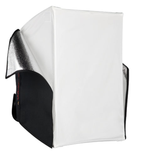 "Photoflex Whitedome 24x32"" Softbox w/Removable Sides"