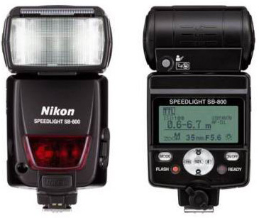 Nikon SB-800 Speedlight