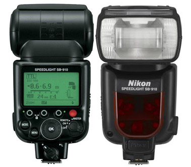 Nikon SB-910 Speedlight