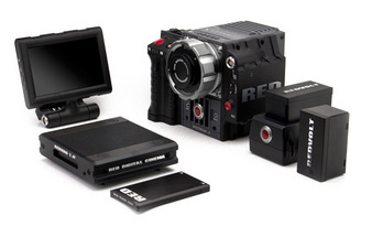 RED Scarlet-X Ti PL Mount Package