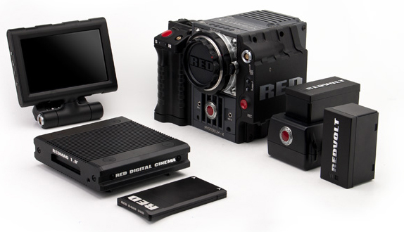 RED Scarlet-X Ti Canon Mount Package