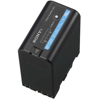 Extra Sony BP-U60 Battery