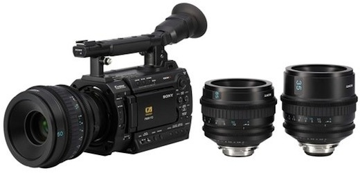 Sony F3K Lens Package