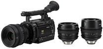 Image for product Sony_F3K_Lens_Package