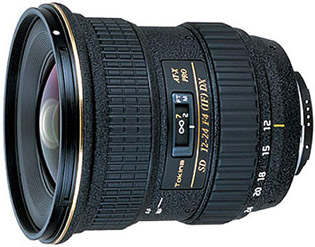 Tokina 12-24mm f/4 Pro for Nikon