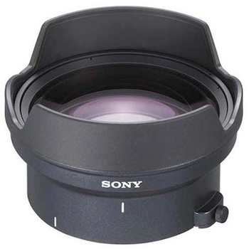Sony Wide Conversion Lens x0.8