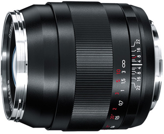 Zeiss 35mm f/2 Distagon T* ZE for Canon