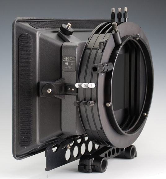 Arri MB-18 Matte Box for 19mm Cinema Rod System
