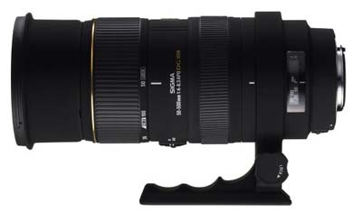Sigma 50-500mm f/4-6.3 APO DG for Canon