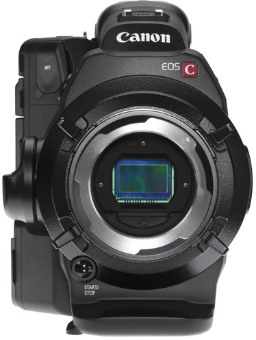 Canon C300 EF Mount