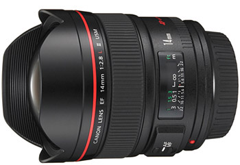 Canon EF 14mm f/2.8L II USM