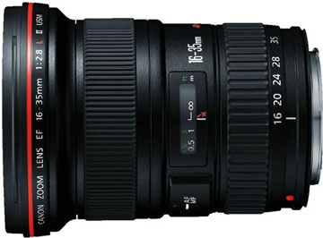 Canon EF 16-35mm f/2.8L II USM