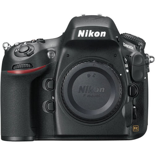 Nikon D800E Digital SLR