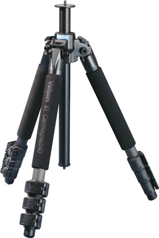 Velbon EL Carmagne 540A Carbon Fiber Tripod Legs