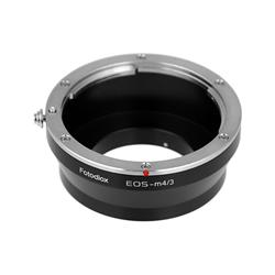 Canon EOS to Micro Four Thirds Lens Adapter