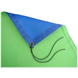 Reversible Blue/Green MATT Screen for Chroma Key - 12 x 12&#039; 