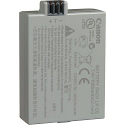 Extra LP-E5 Battery for Canon XSi,T1i