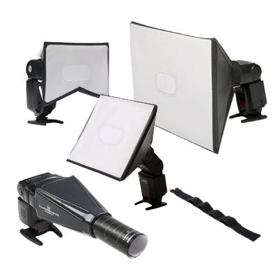Lumiquest Small Flash Kit