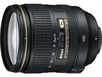 Nikon 24-120mm f/4G ED-IF AF-S VR II