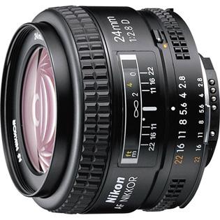 Nikon 24mm f/2.8D ED AF