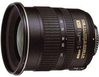 Nikon 12-24mm f/4G AF-S DX IF-ED