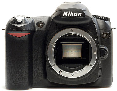 Nikon D50 Digital SLR