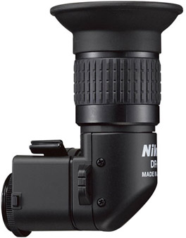 Nikon DR-6 Right Angle Viewfinder for Square Eyepiece Cameras