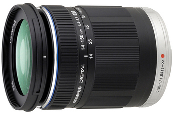 Olympus ED 14-150mm f/4.0 -5.6 Lens for Micro Four Thirds 