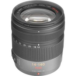 Panasonic Lumix G Vario HD 14-140mm f/4.0-5.8 Lens for Micro Four Thirds