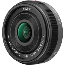 Panasonic Lumix G 14mm F2.5 Lens for Micro Four Thirds