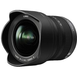 Panasonic Lumix G Vario 7-14mm f/4.0 ASPH. Lens for Micro Four Thirds