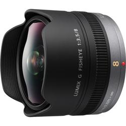 Panasonic 8mm f/3.5 for Micro Four Thirds 