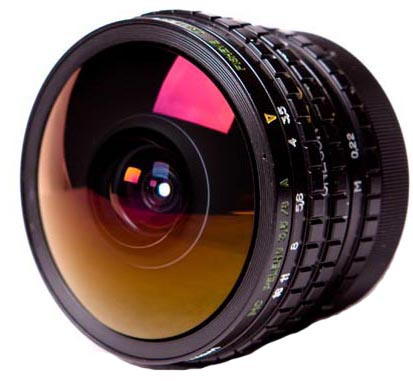 Peleng 8mm Fisheye for Nikon